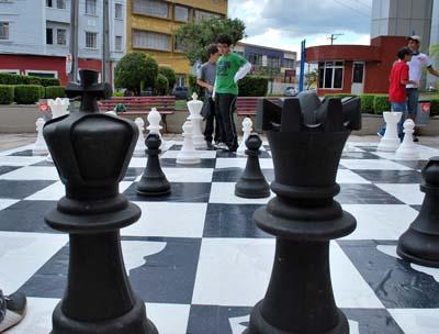 Fexpar - Federação de Xadrez do Paraná